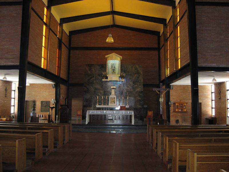 Church in Hidalgo