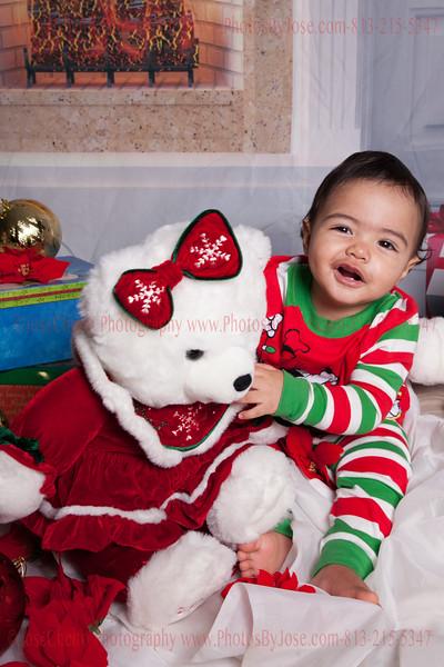 Marcelo 1st Christmas