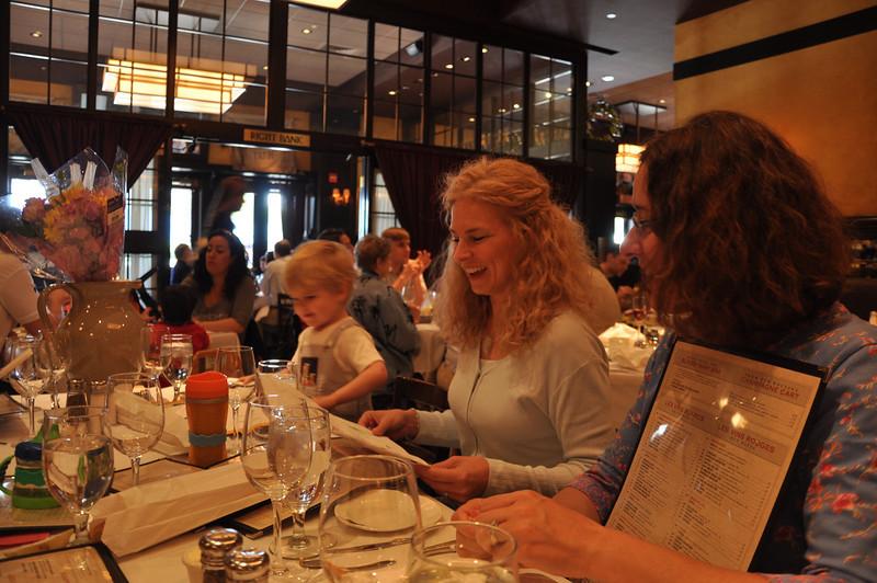 Mother's Day brunch at Mon Ami Gabi