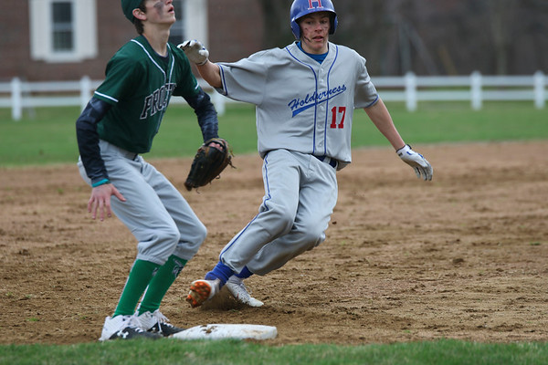 Boys' JV Baseball vs Proctor Academy | April 24