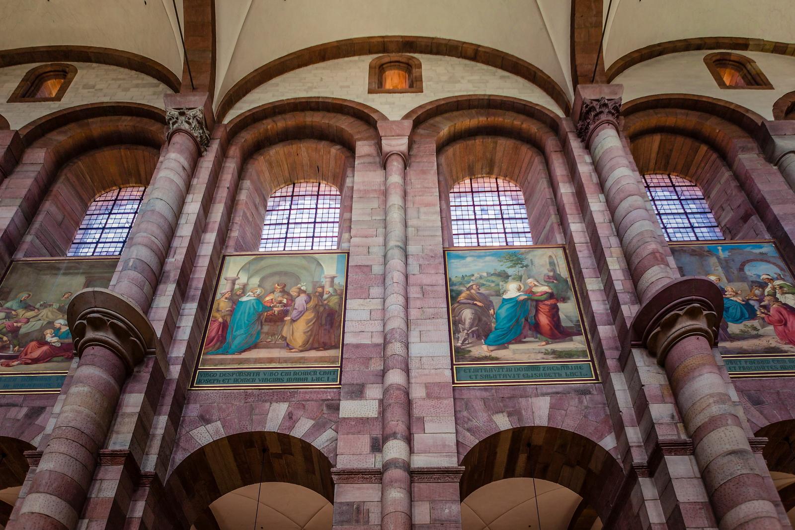 德国施派尔(Speyer)大教堂,标志建筑
