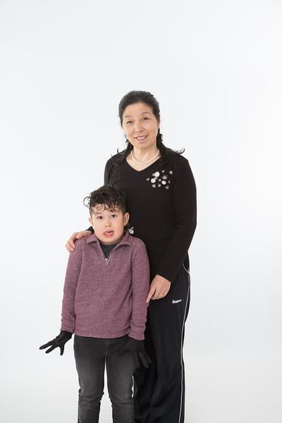 jian's family 2017