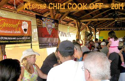 CHILI COOK OFF - Atenas