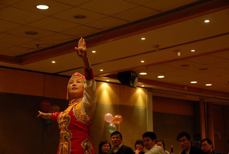 Grandall Legal Group (Beijing Office) Annual Dinner on January 16, 2009