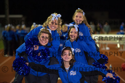 09-13-13 Sandburg vs Lockport Superfanz