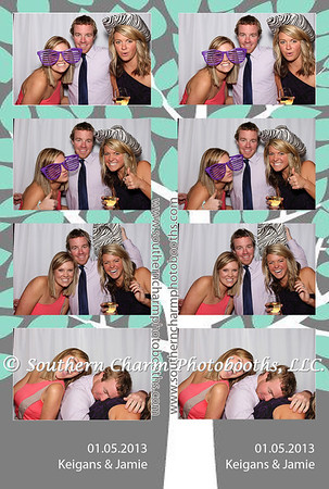 Jamie and Keigans Wedding 1-5-13