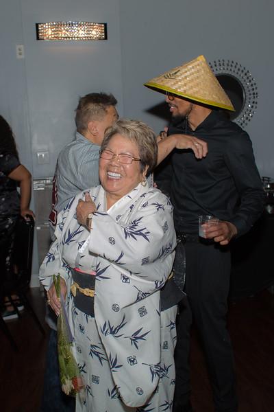 Sachiko 81st Birthday