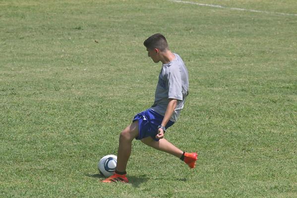 Prep Soccer Preseason - Aug 15