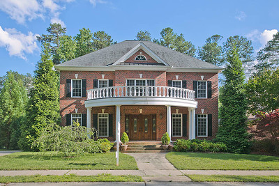 Elegant home in the Harborgate development in Raleigh NC