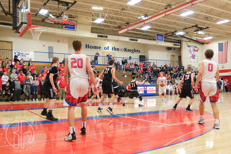New Glarus Glarner Knights vs Marshall Cardinals