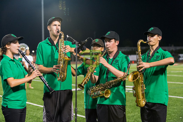 Football Game, Sept. 5, 2014