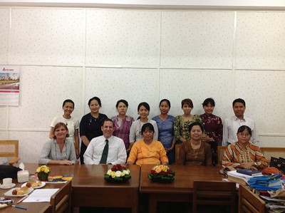 2013 Myanmar Meetings & General