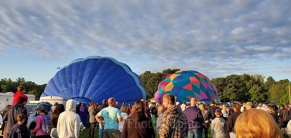 2019-08-25 CT, Plainville - Fire Company Hot Air Balloon Festival