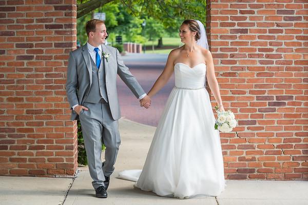 Ashley & Michael: Married