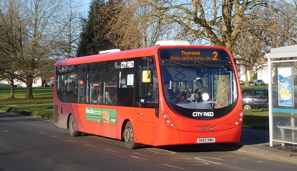 28.12.17 - Southampton - Millbrook & Thornhill