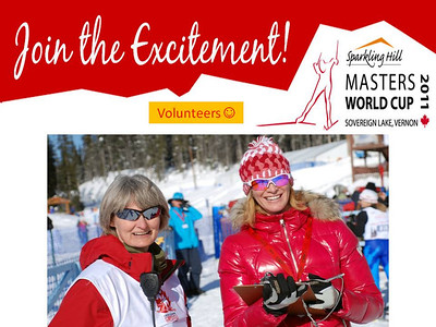 Sparkling Hills MWC our great Volunteers