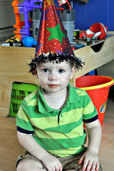 2012-08-18 - Ethan's 2nd Birthday