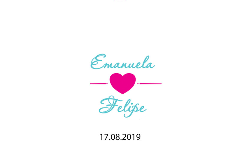 Emanuela & Felipe 17.08.2019