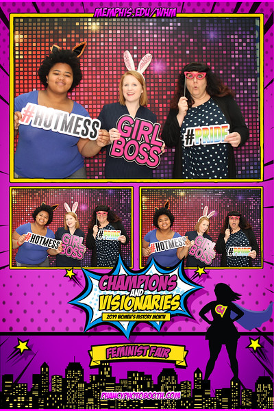 University of Memphis Feminist Fair