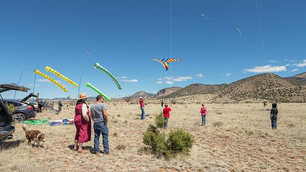 Whitewater Mesa KiteFest