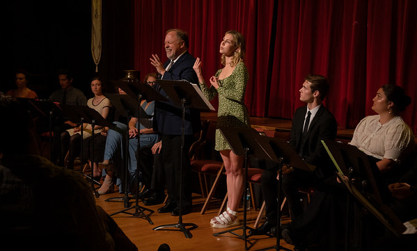 Reading Performance, Berkeley Town and Gown Club, June 8,2019