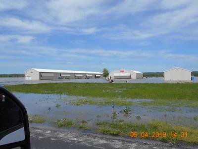 Smartt Airport Flood May-June 2019