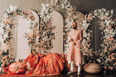 Taj & Sharna Wedding