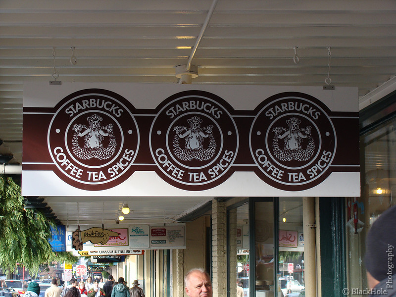 The ORIGINAL original Starbucks (note *pervy* original logo)