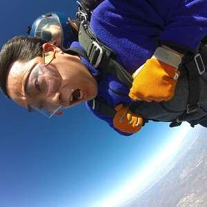 Skydiving, Oceanside, California Dec. 29, 2018