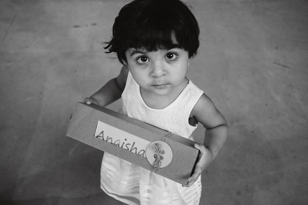 Anaisha's 2nd Birthday