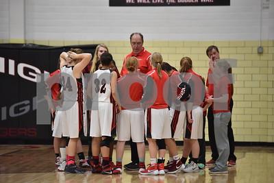 Johnston @ Fort Dodge girls basketball