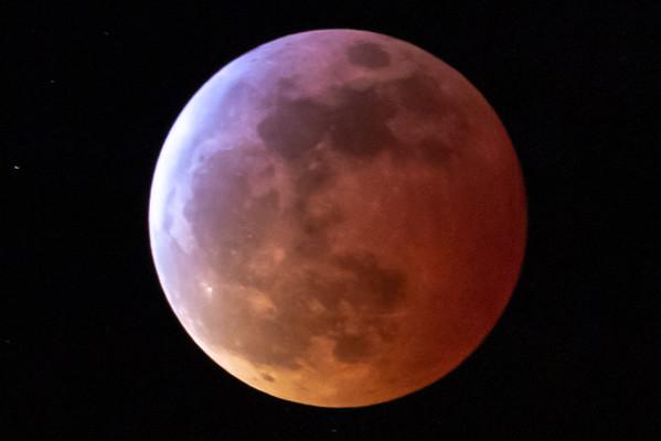 Jan 2019 Total Lunar Eclipse