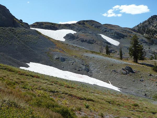 Blue Lake, Sierra Nevada Mountains