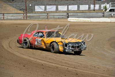 Dirt Oval - Dwarf Cars & Sprint Cars - Sep 3-4, 2011