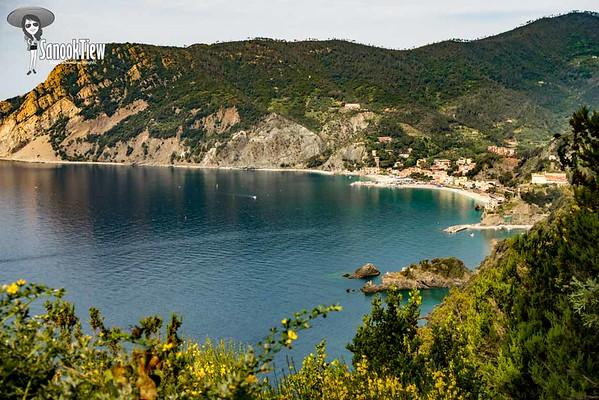 อิตาลี | อีกมุมของ Cinque Terre: ไฮกิ้ง Vernazza ไป Monterosso