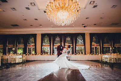 Jessica and Shameek - The Estate at Florentine Gardens