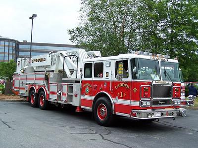 Massachusetts Antique Fire Apparatus Association Muster Lynnfield, MA 6/12/2010