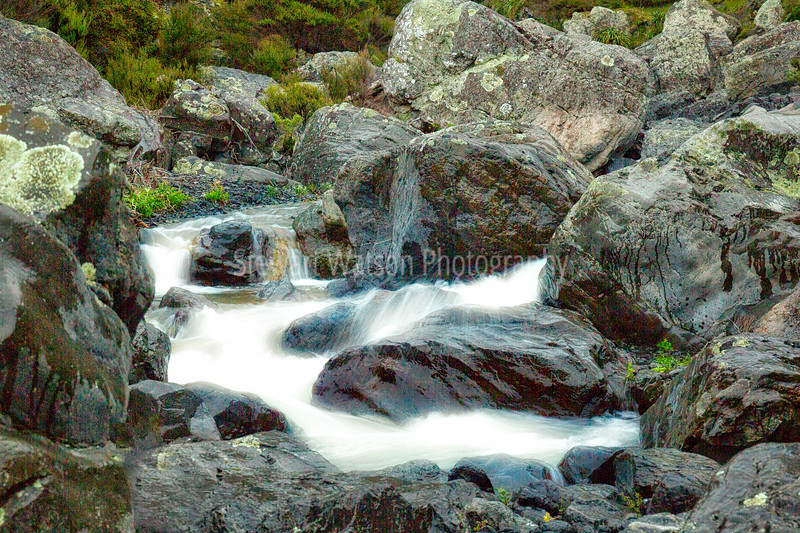 waterfall at Cape Palliser, Wairarapa Coast