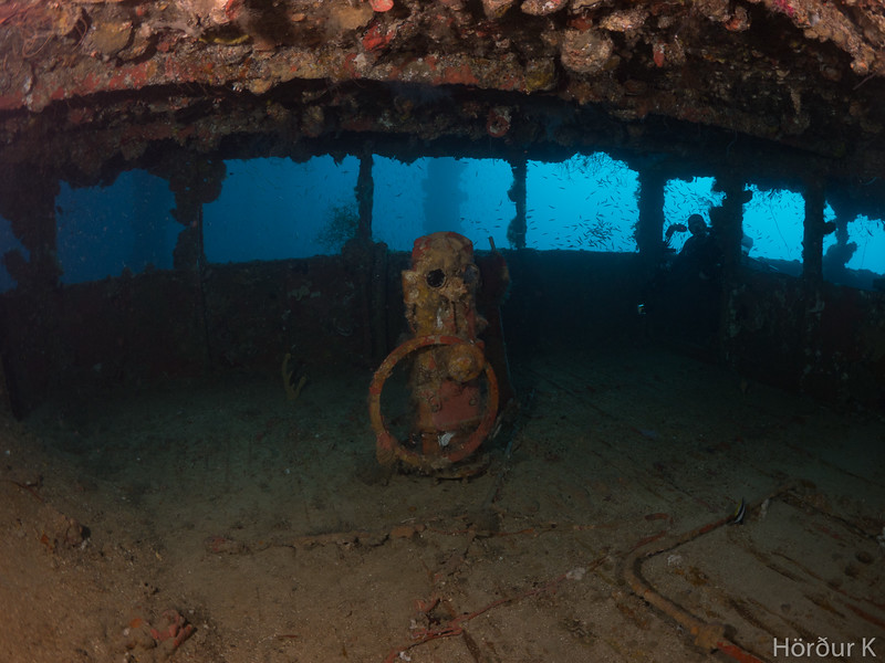 Bridge of the Nippo Maru
