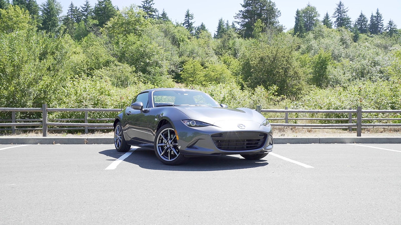 2017 Mazda MX-5 Grand Touring RF Parked Reel
