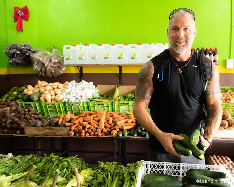 Frusta y Vegetables IND. GUERVARA, San Juan del Sur, Nicaragua