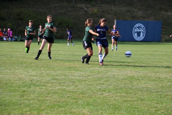 Girls' Soccer 2014