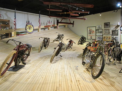 Nat'l Motorcycle Museum