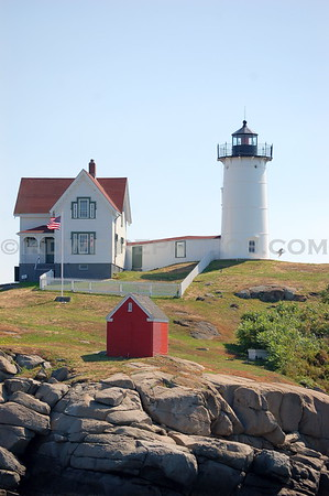 Cape Neddick (Nubble) Light - York Beach, ME
