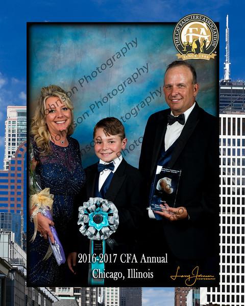 CFA Annual 2017 Banquet