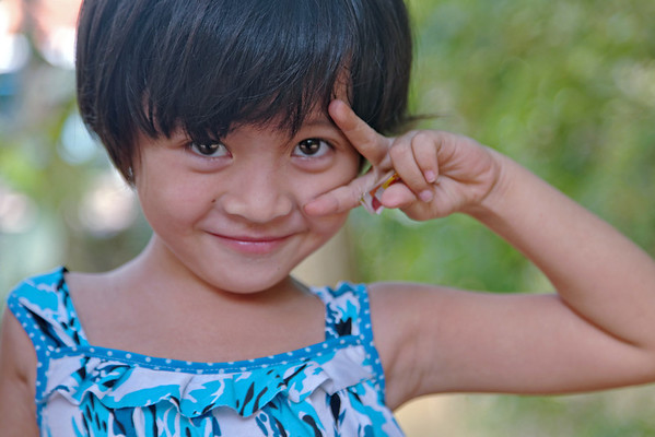 Portraits d'enfants I