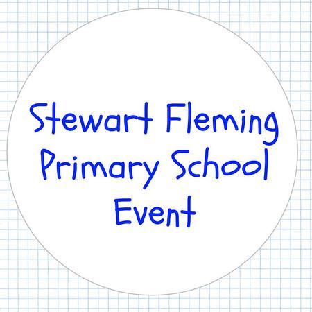 Stewart Fleming School event