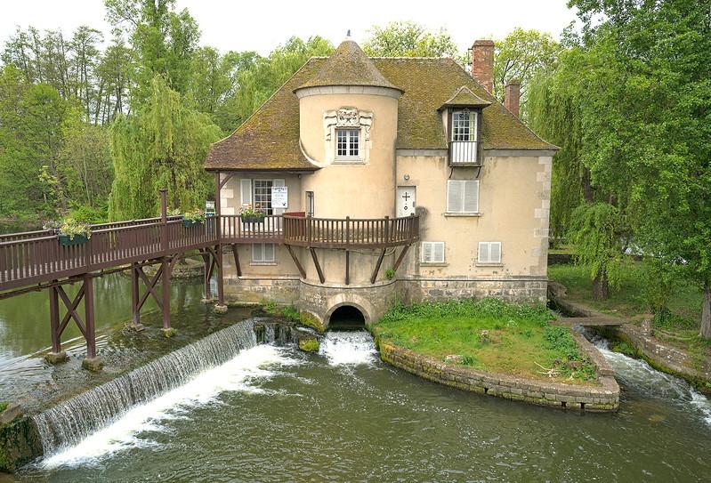 Foret La Loing, France