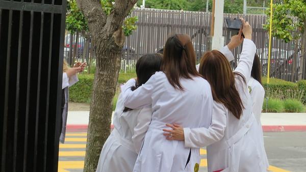 Nurses' Week at CDU: Timeout for Photos!