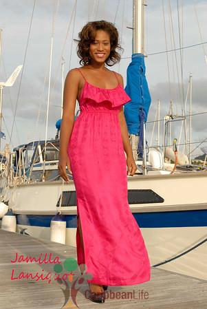Miss Saint Lucia Universe 2011